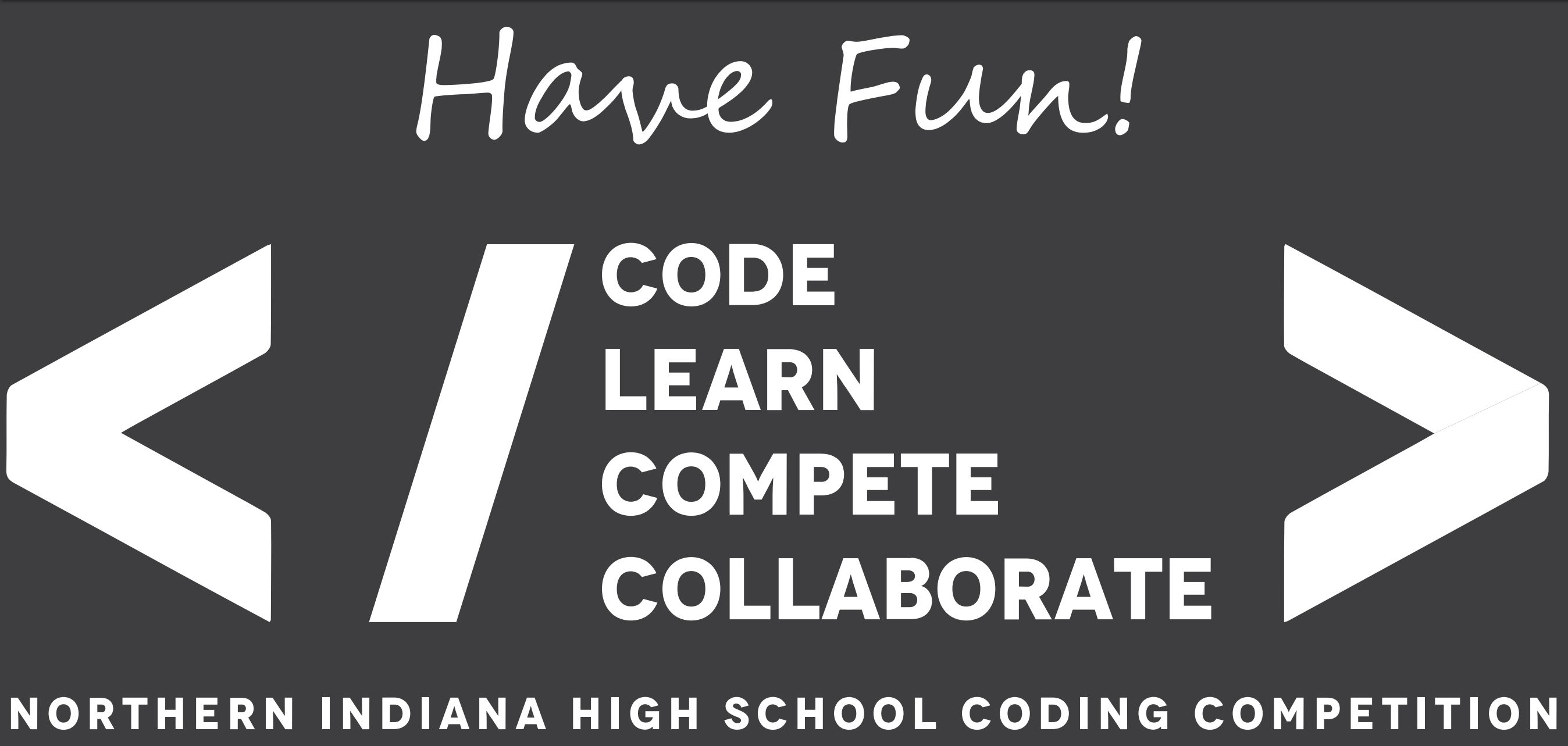 2020 Coding Competition Logo